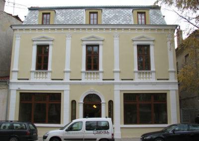 Преустройство на сграда за нуждите на БНР – Районна Радиостанция Бургас