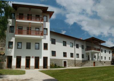 Преустройство на училищна сграда в център за туризъм, с. Момчиловци, община Смолян