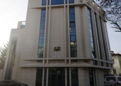 "Office building with underground parking, city of Sofia, ""Adriana Budevska"""