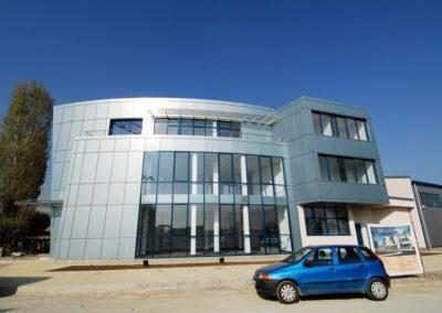 "Office building and warehouse – ""Voenna rampa – zapad"""