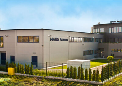 "Enterprise for production of personal armor defence products – ""MARS ARMOR"" city of Kostinbrod"