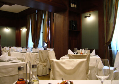 Enoteka Restaurant, Vasil Levski Blvd. city of Sofia