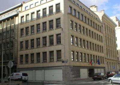 Сграда на Мисия на Р България към ЕО, Брюксел, Белгия
