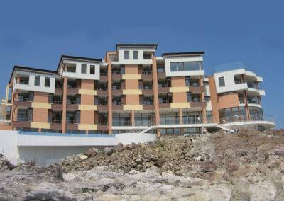 "Hotel ""VIP ZONE"", town of Sozopol"