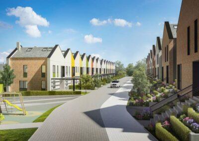 Residential buildings – Residential Park Lozen